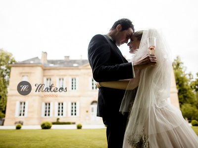 Wedding in Chateau LaDurantie