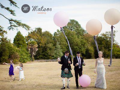 wedding in Chateau Clerbise