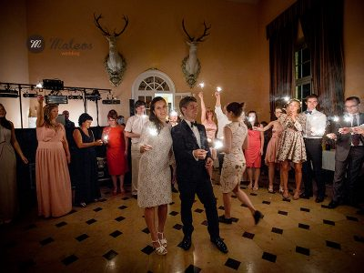 wedding in chateau d'esclimont