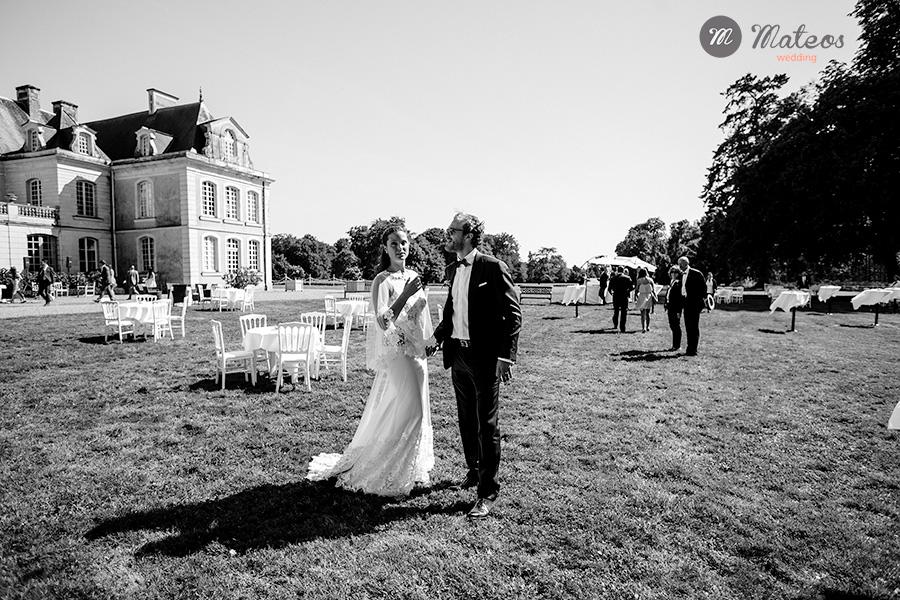 loire valley wedding at chateau des briottieres
