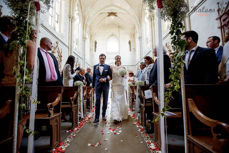 loire valley wedding at chateau des briottieres