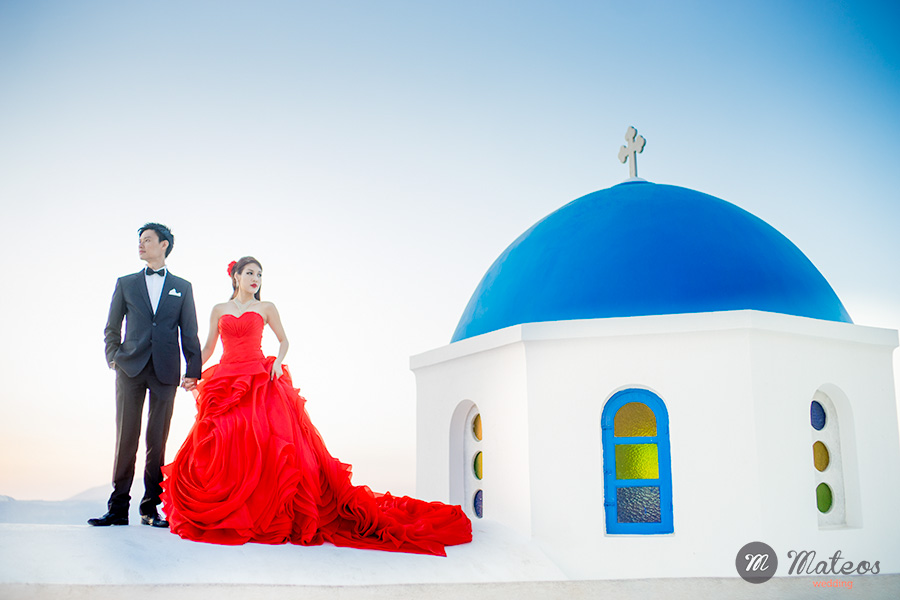 santorini prewedding photographer 25