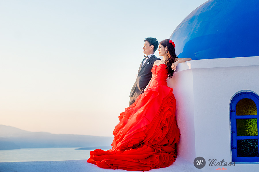santorini prewedding photographer 27