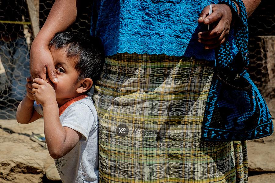 OXFAM GUATEMALA project