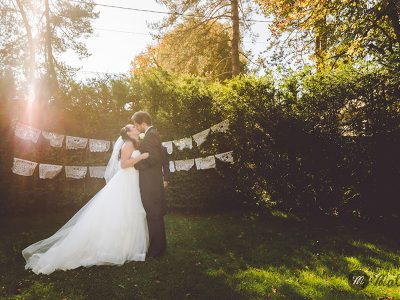 An intimate wedding featured in French wedding style blog