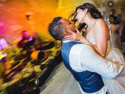 wedding at Chateau Mas de Montet