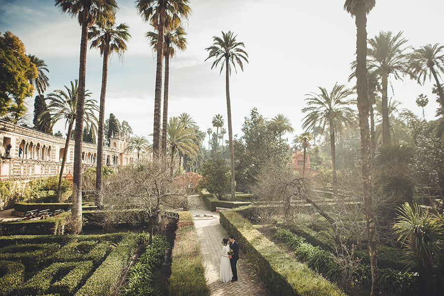 elopement in seville