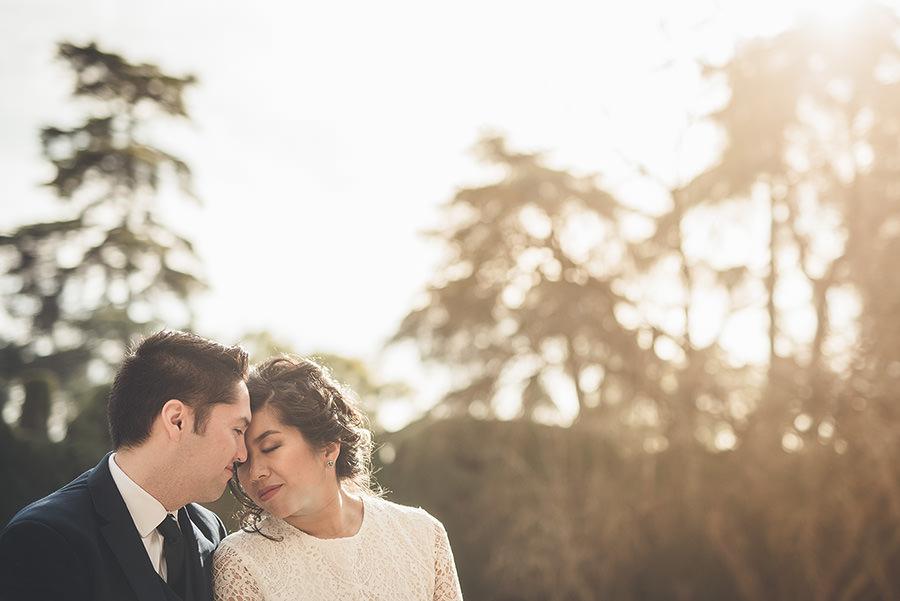elopement in seville, alcazar garden