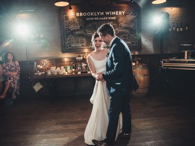 wedding in Brooklyn