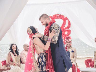 Indian wedding at Moonpalace Cancun