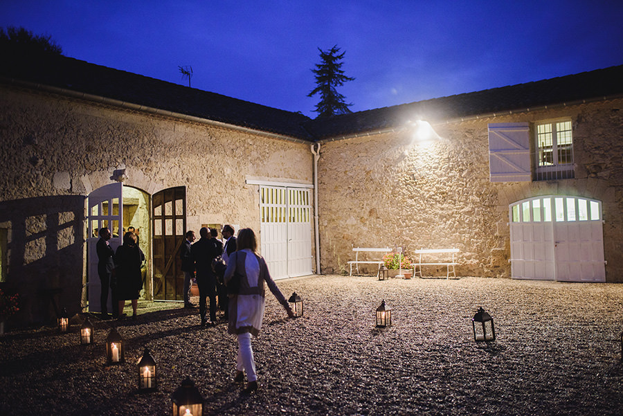 wedding at chateau de malliac