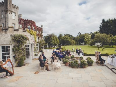 Wedding at Bellingham castle